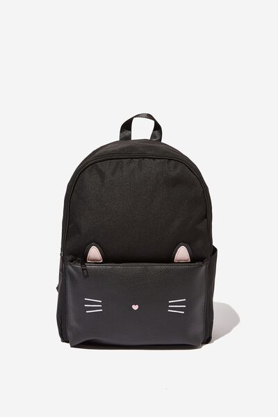 Everyday Backpack, NOVELTY CAT