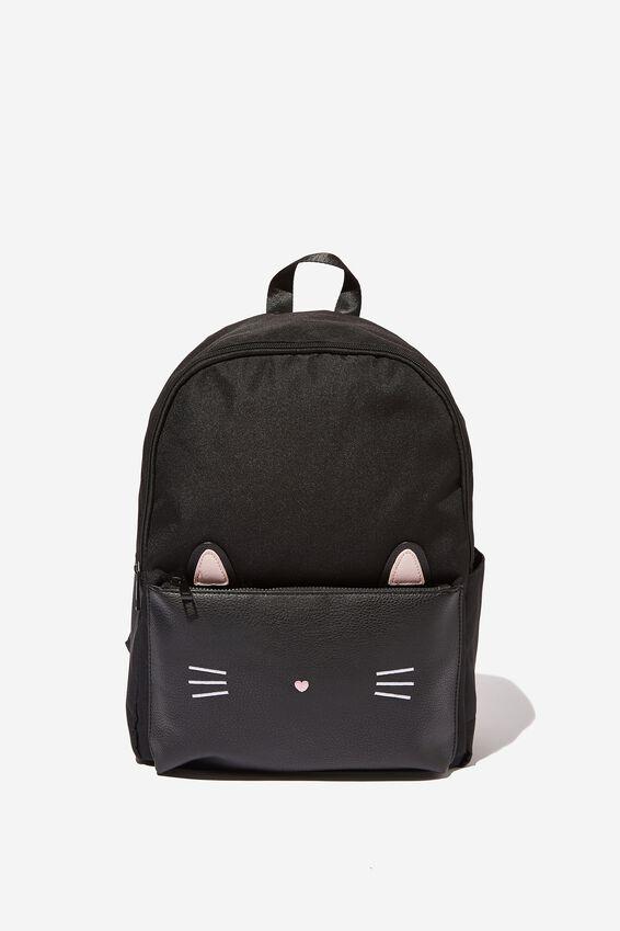 Everyday Backpack, NOVELTY CAT