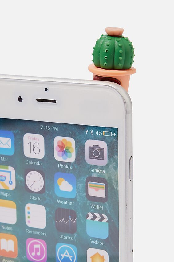 Novelty Tech Buddy, CACTUS PLANT