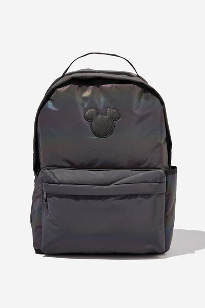 Premium Alumni Backpack Ply, LCN DIS MICKEY HEAD OIL SLICK
