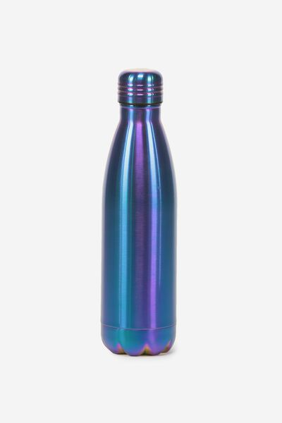 Metal Drink Bottle, LASER PRINT