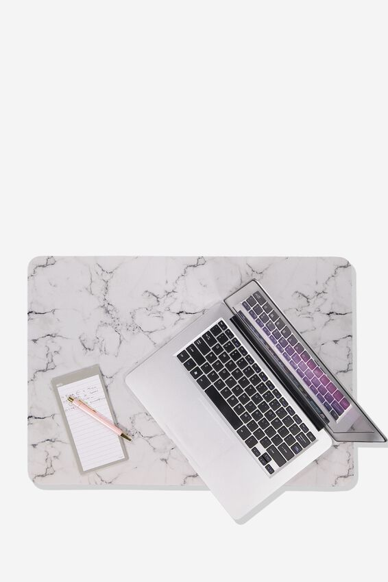 A2 Jumbo Mouse Pad, MARBLE