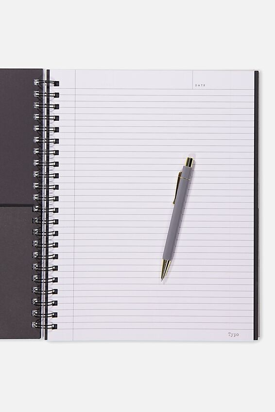 A4 Jaws Campus Notebook, LCN JAWS