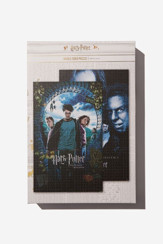 Harry Potter 1000 Piece Puzzle, LCN WB HARRY POTTER