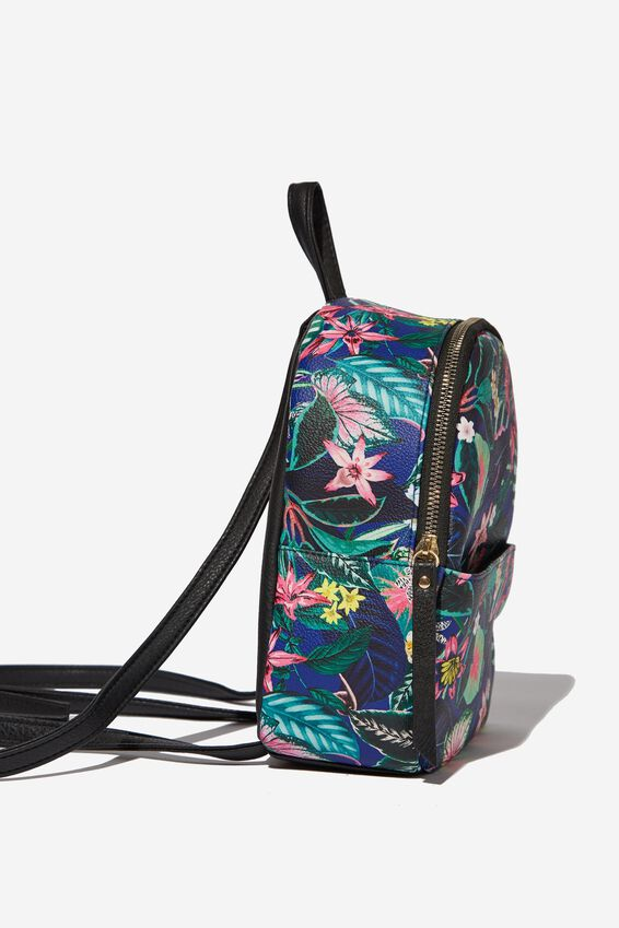 Mini Cairo Backpack, RESORT FLORAL