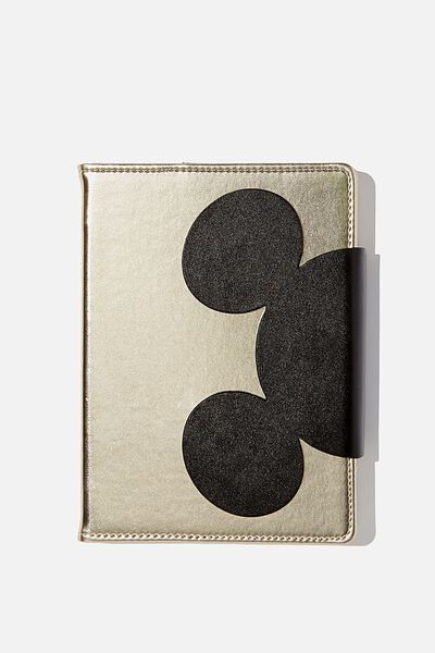A5 Shaped Notebook, LCN DIS MK MICKEY MOUSE