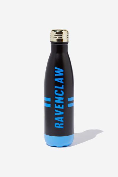 Premium Metal Drink Bottle, LCN WB RAVENCLAW