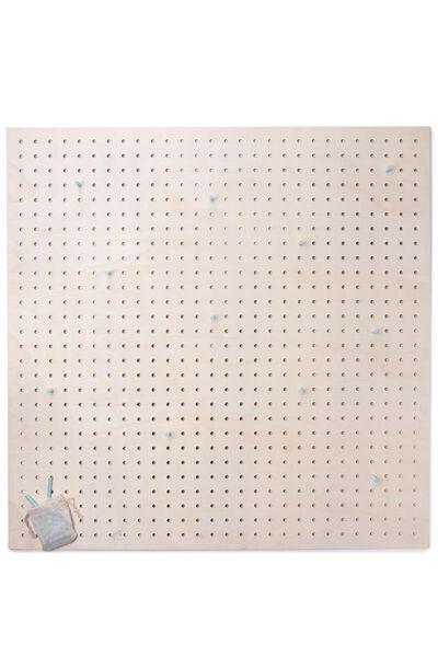 A1 Peg Board, NATURAL