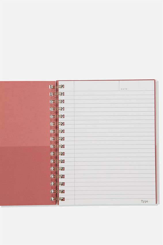 A5 Campus Notebook Recycled, EMPOWERMENT