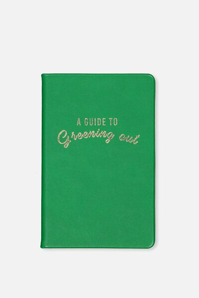 Premium Activity Journal, GARDENING