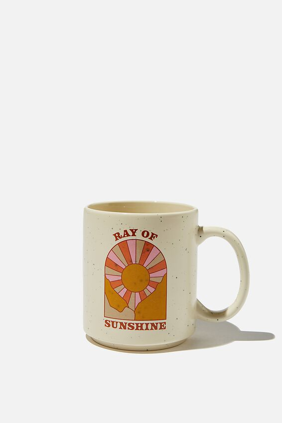 Daily Mug, RAY OF SUNSHINE