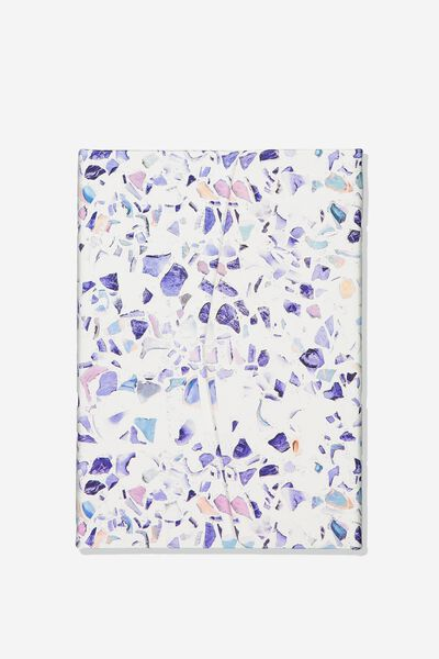 2019 20 18 Month Magnetic Diary, TERRAZZO