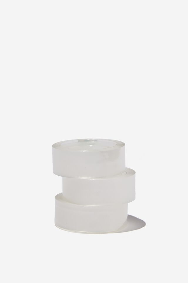 Sticky Tape Roll Pack, CLEAR