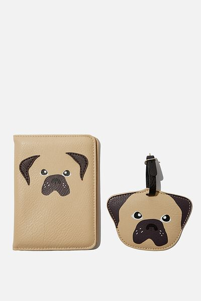 Rfid Passport & Luggage Tag Set, NUEVO PUG