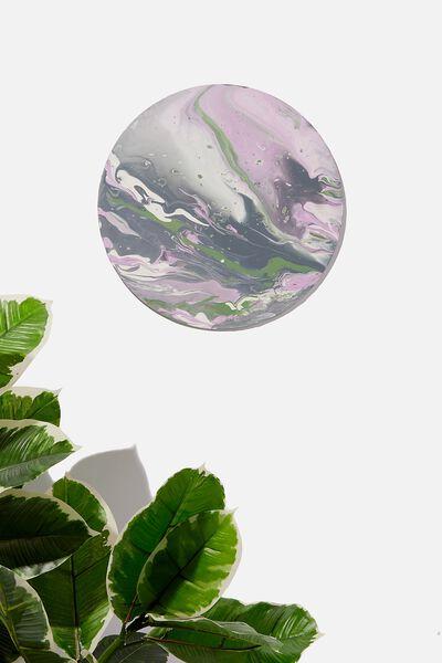 Marble Art Kit, MULTICOLOUR