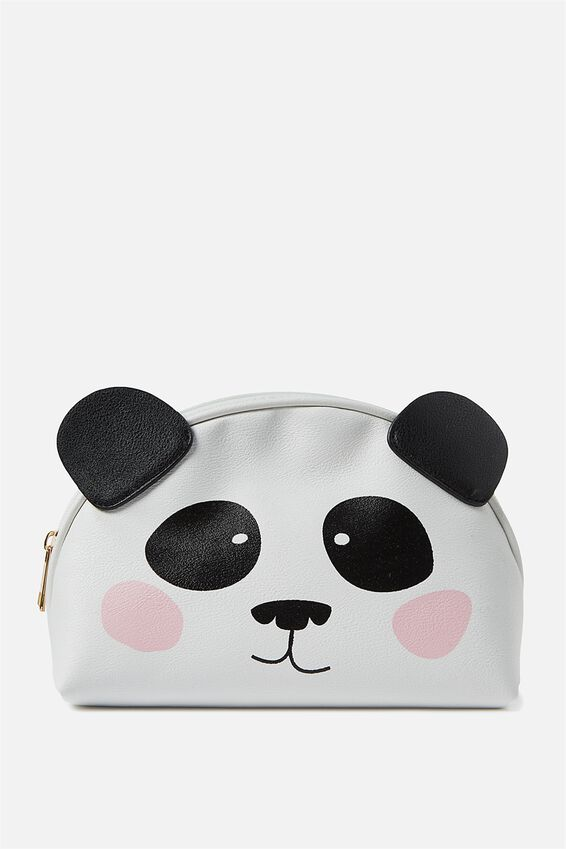 Novelty Cosmetic Bag, PANDA
