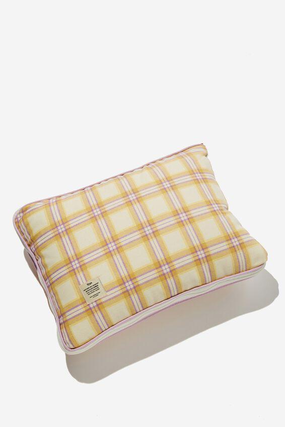 Convertible Cushion Throw, FABULOUS BITCH!