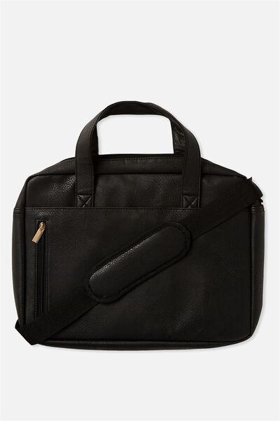"""Take Charge Laptop Bag 15"""", BLACK"""