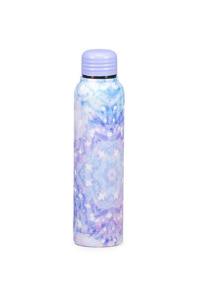 Small Metal Drink Bottle, KALEIDOSCOPE