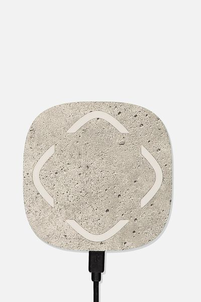 Wireless Charger, CONCRETE
