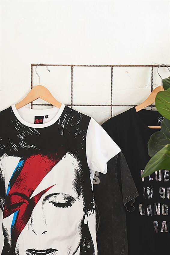 Tshirt, LCN BOWIE