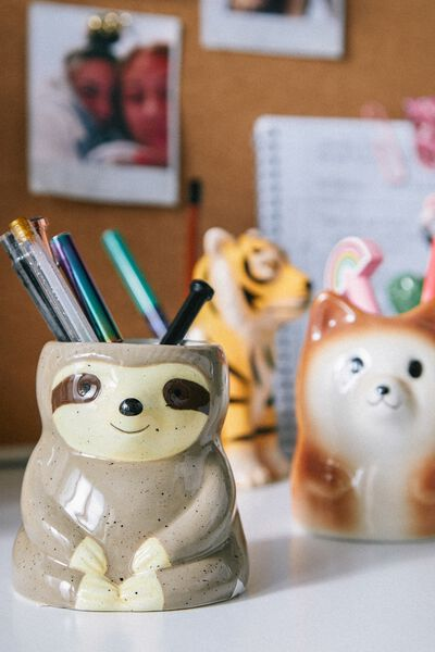 Pen Holder, SLOTH