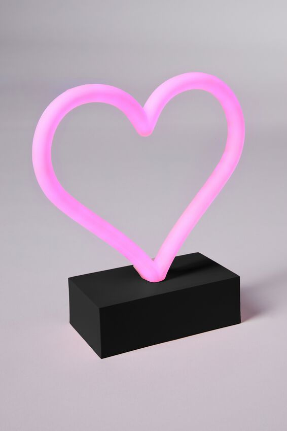 Mini Led Novelty Light, HEART