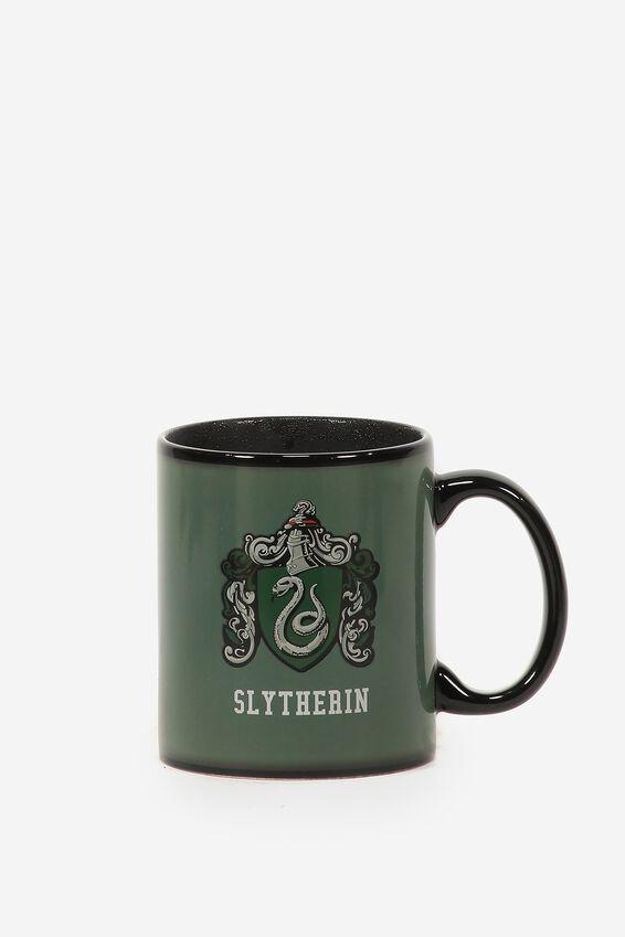 Harry Potter Heat Sensitive Mug, LCN SLYTHERIN