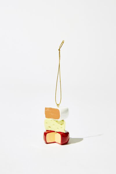 Christmas Ornament, CHEESE STACK
