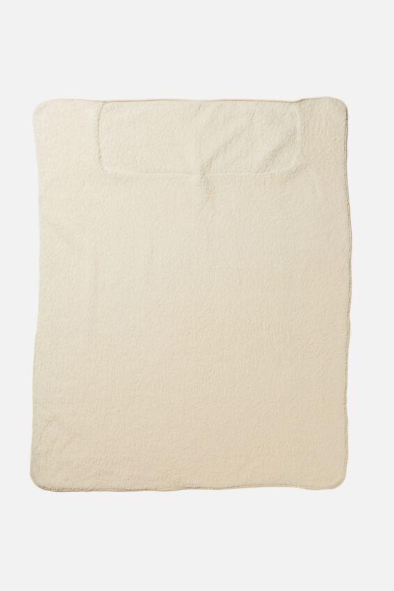 Convertible Cushion Throw, HYACINTH GINGHAM