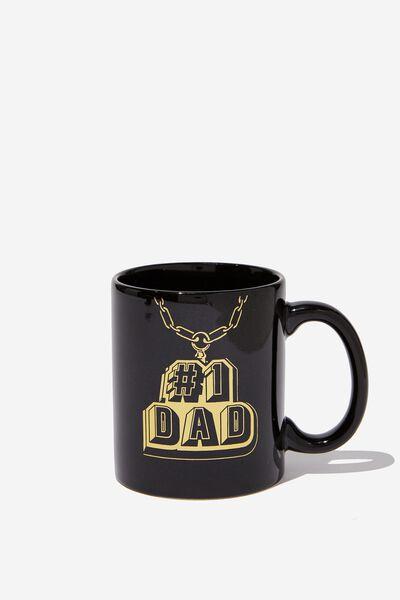 Anytime Mug, NO 1 DAD CHAIN