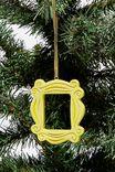 Friends Resin Christmas Ornament, LCN WB FRIENDS FRAME