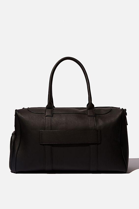 Nuevo Overnighter Bag, BLACK 2.0