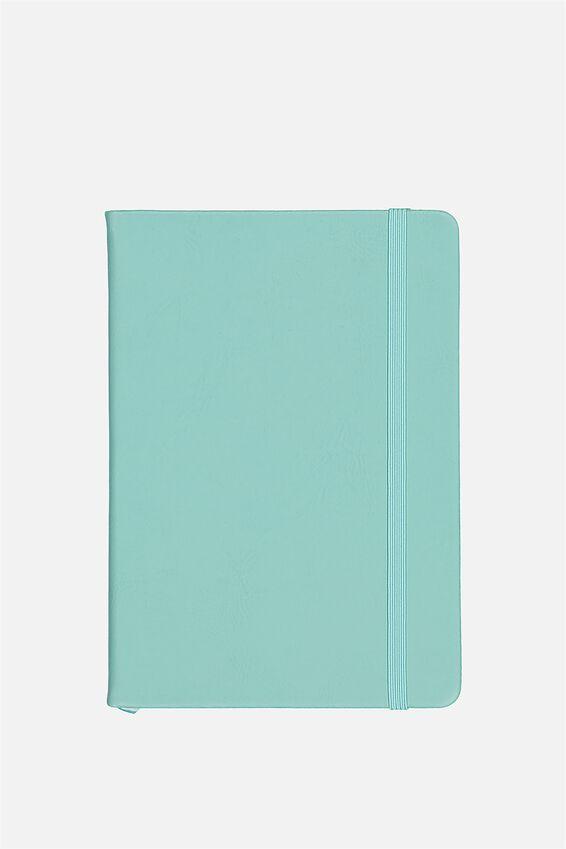 A5 Buffalo Journal, BLUE