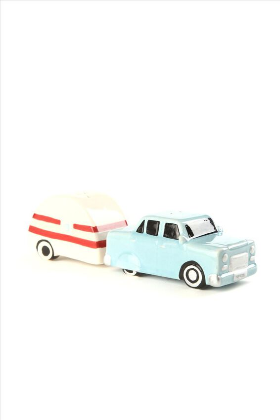Novelty Shakers, CARAVAN