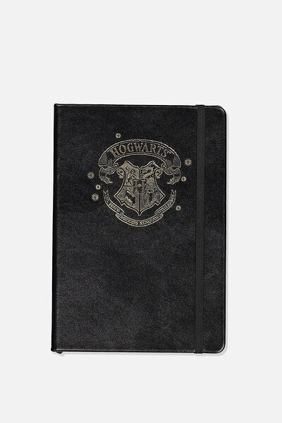 A5 Licensed Buffalo Journal, LCN WB HPO CREST