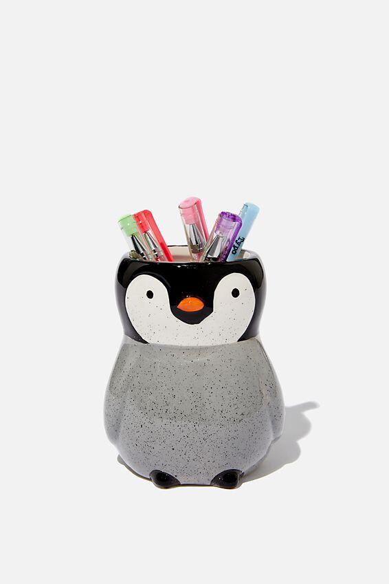 Pen Holder, PENGUIN