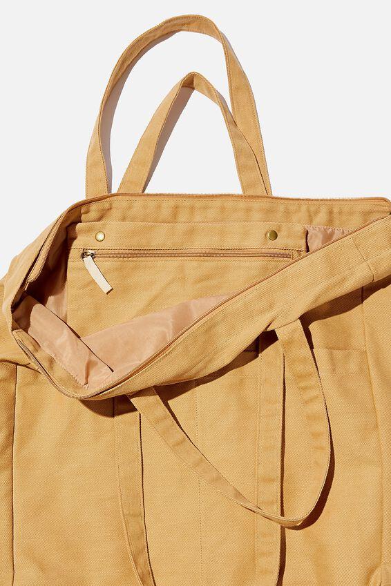 The Studio Tote Bag, DRIFTWOOD