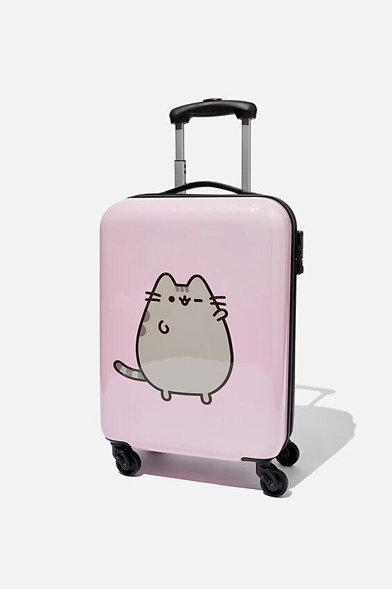 Pusheen Tsa Small Suitcase, LCN PUSHEEN YARDAGE