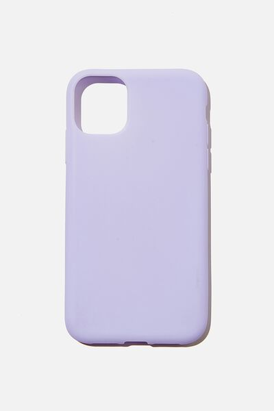 Recycled Phone Case iPhone 11, PALE LILAC