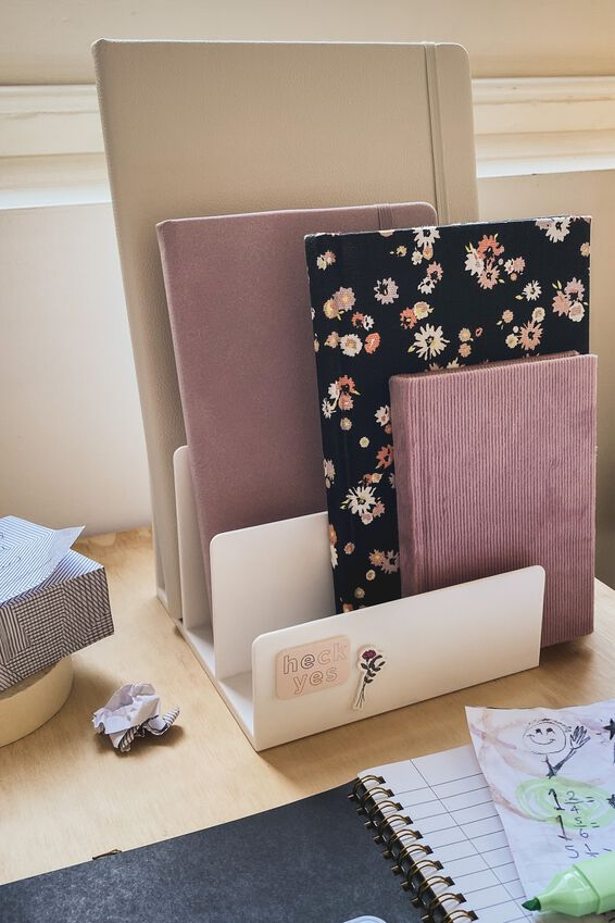 Ultimate Notebook Set, LILAC FLORAL