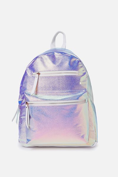 Campus Backpack, IRIDESCENT