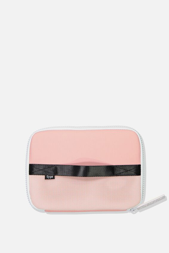Metro Tablet Case, DUSTY PINK