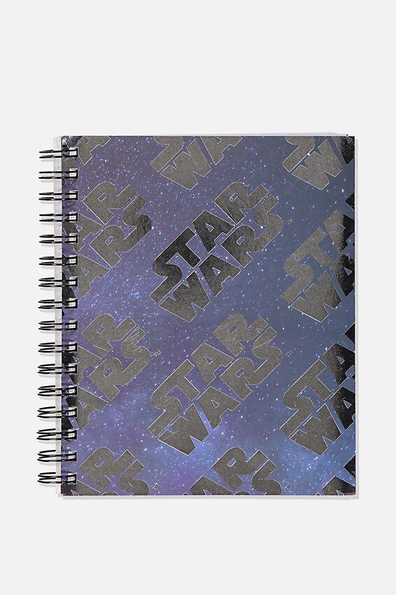 A5 Campus Notebook-V, LCN LU STR STAR WARS
