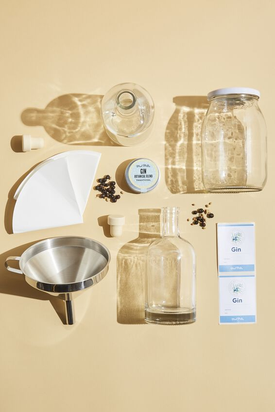 Handcrafted Gin Kit, ASSORTED