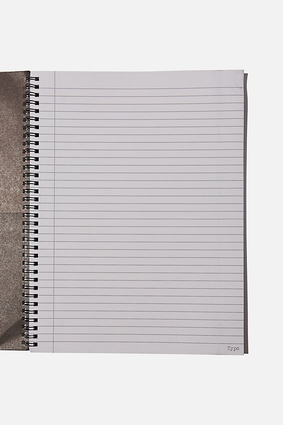 A4 Spinout Notebook Recycled, THE HUMBLE POTATO