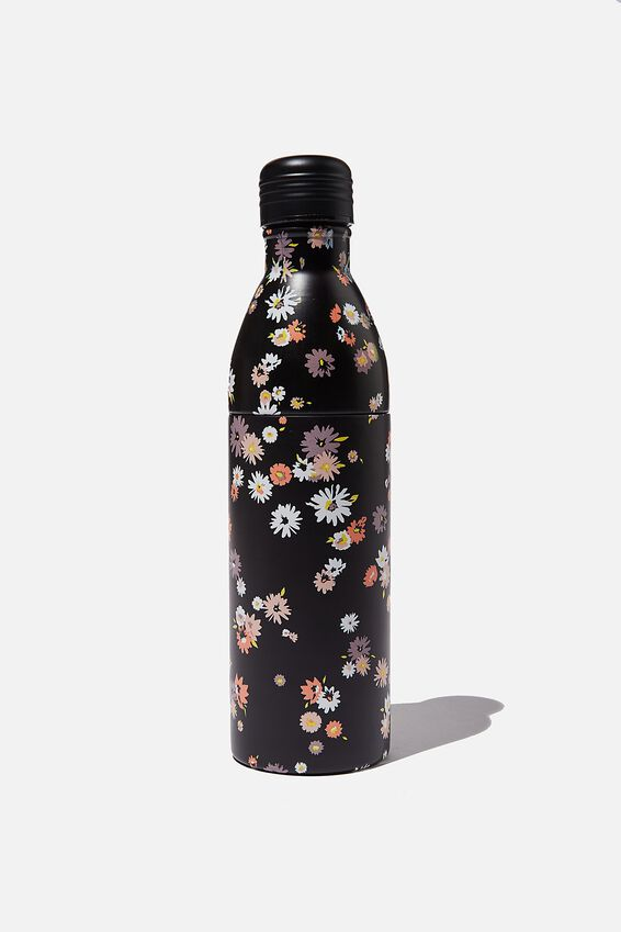 Two Piece Metal Drink Bottle, DOLLY DAISY