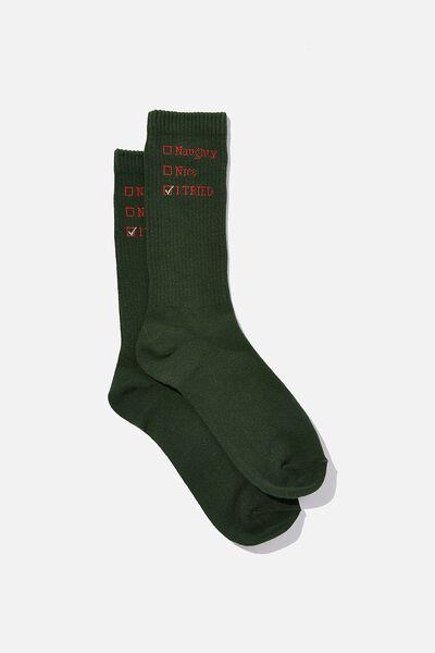 Socks, NAUGHTY NICE