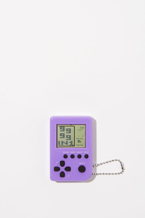 Retro Pocket Gamer, PURPLE