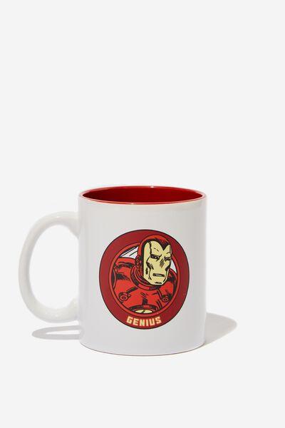 Anytime Mug, LCN MAR IRON MAN